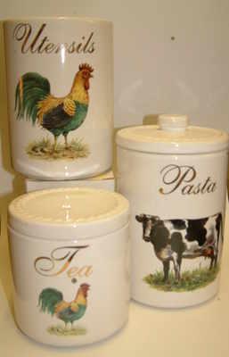 FC048 Storage jars