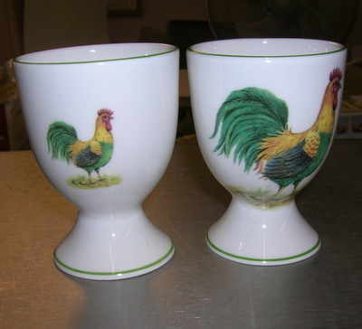 FC030 eggcups - naive cockeral