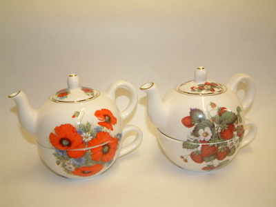 BC0513 Bone china Tea for one sets