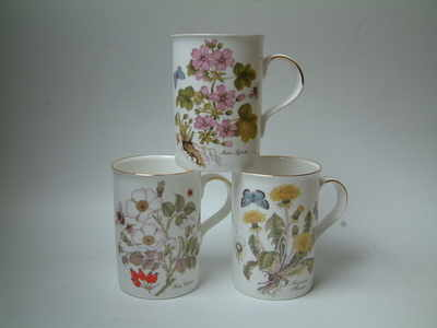 Lyric beaker - Wild flowers