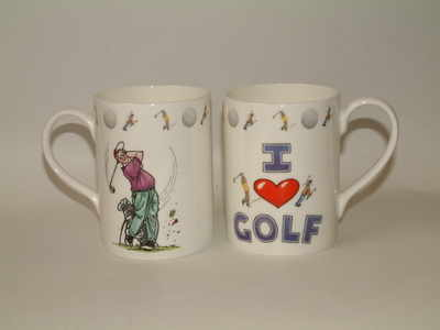 FC001/A I love golf