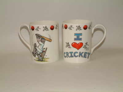 FC001/A I love cricket