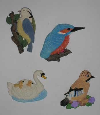 Magnet - British Birds