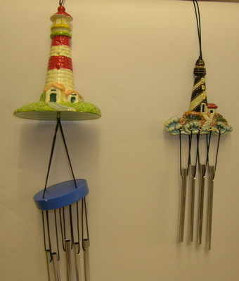 Lighthouse chimes