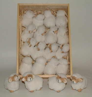 10360 Fleece sheep 6cm