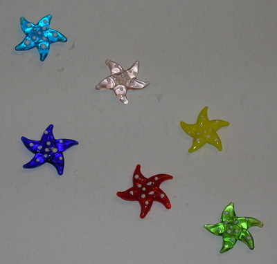 SY312 glass starfish