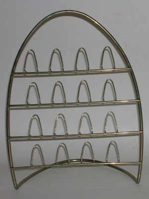 JES120 Arch thimble rack