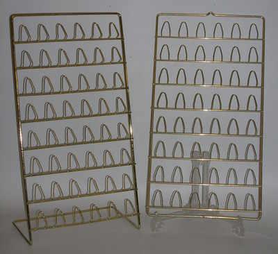 Thimble rack