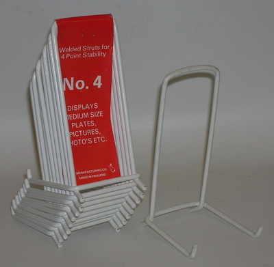 JES109 Plate struts No.'4'