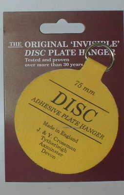 Self adhesive plate discs - 3