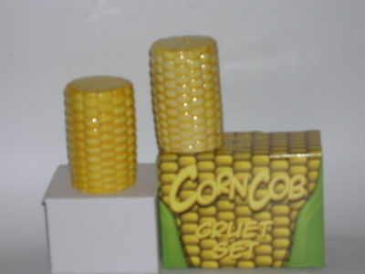 EL797 Corn on the cob cruet set
