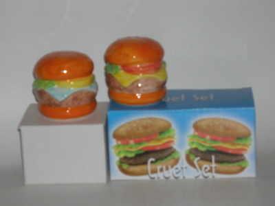 EL796 Hamburger cruet set