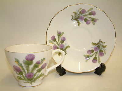 FC055 Cup & saucer