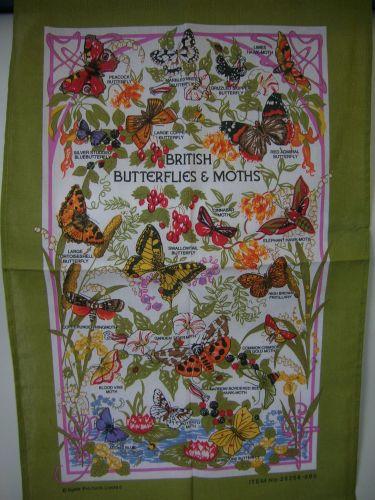 Teatowels - butterflies