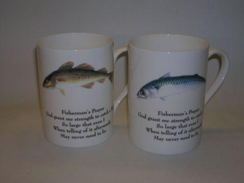 FC001/A Fisherman's Prayer - cod & mackeral