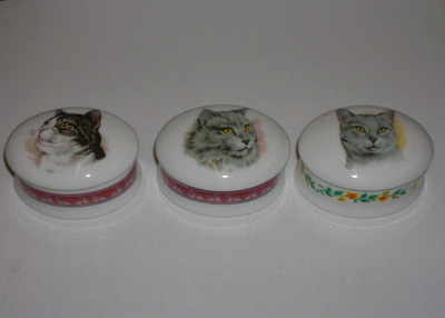 FC061/A Mini china box - Cats