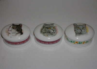 FC061/A Mini china box - Cats