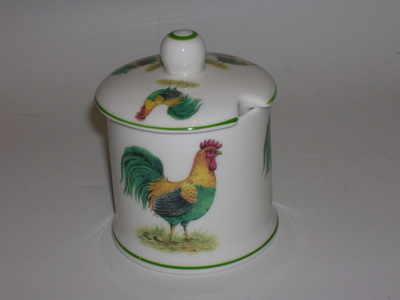 BC0385 Spice jar Cockeral