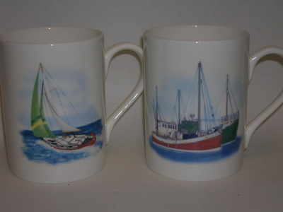FC001/A Lyric beaker - Yacht & trawler