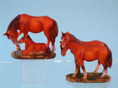 10381 Mare & Foal