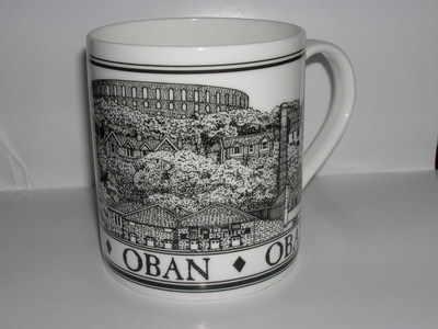 FC003  beaker - Oban