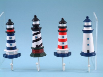 15124 Lighthouse wall hooks