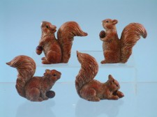 10400 Small red squirrel