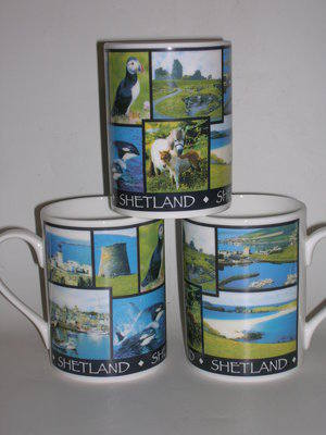 FC001/A Lyric beaker - Shetland Isles