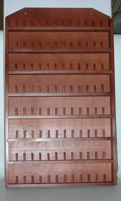 EL 604 96 pc. pegged thimble rack