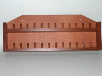 EL 601 24 piece pegged thimble rack