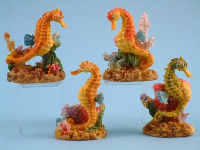 11500 Seahorse - 4 assorted