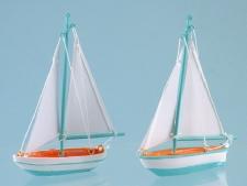 11197 Resin yacht - 12cm