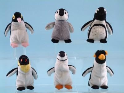 412651 Mini penguin assortment