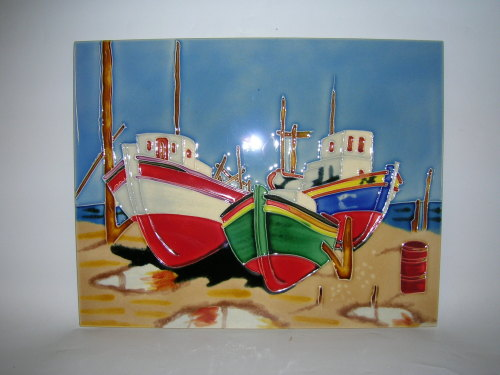 12155 A/ Beached boats