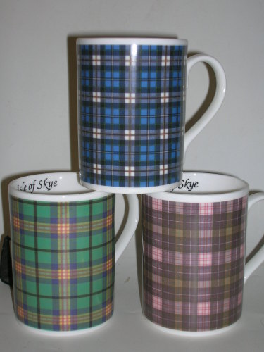 FC001/A  3 assorted Tartans