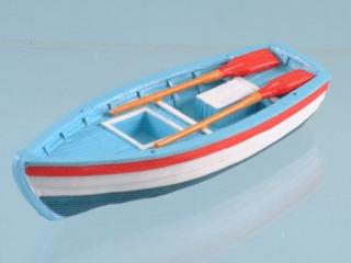 11206 Rowing boat - 10cm