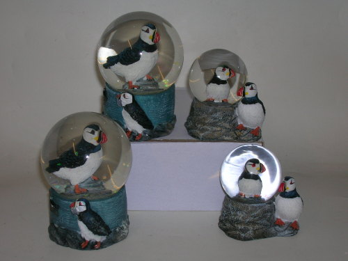 11679 Puffin waterball - large size