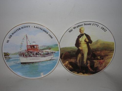 FC013 A/ SS Sir Walter Scott B/ Sir Walter Scott