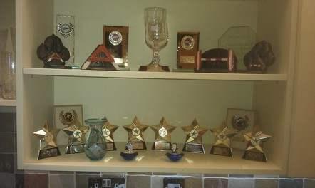 Storm Trophies 2012