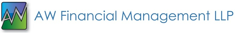 AW Financial Management LLP, site logo.