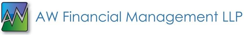 AW Financial Management LLP, site logo.