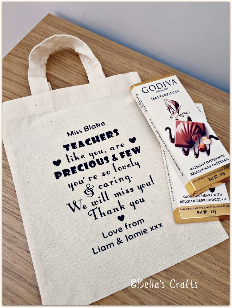 Personalised Small shopping/goody Bag