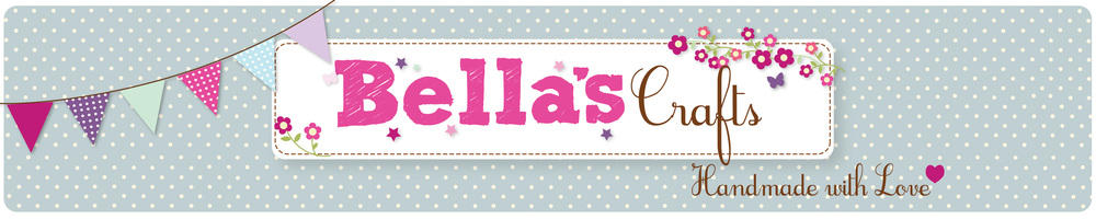 Bella's Crafts, site logo.