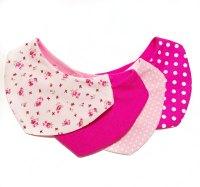 Pink Set of 4
