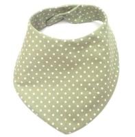 Olive Polka Dot