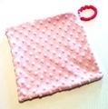 Dimple Comfort Blanket Pink