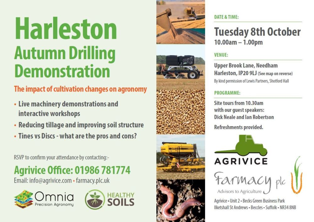 Harleston Autumn Drilling Demo - Farmacy Agrivice 2019-10-8 v2