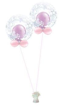 Double Bubble Bubble display