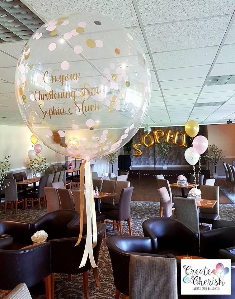 Bubble Confetti Balloon