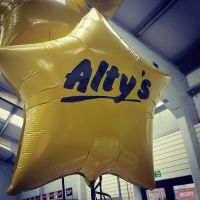 Altys Personalised balloons